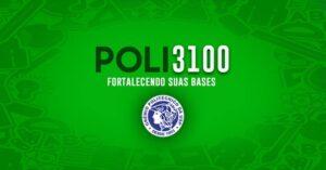 Projeto poli 3100 do Grêmio Politécnico