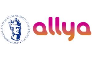 Logotipo AEP e Allya