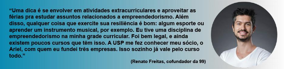 Depoimento do engenheiro Renato Freitas